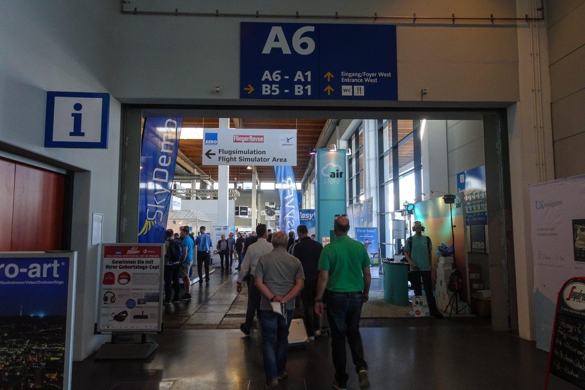 Mein Tag bei der AERO 2018 in Friedrichshafen